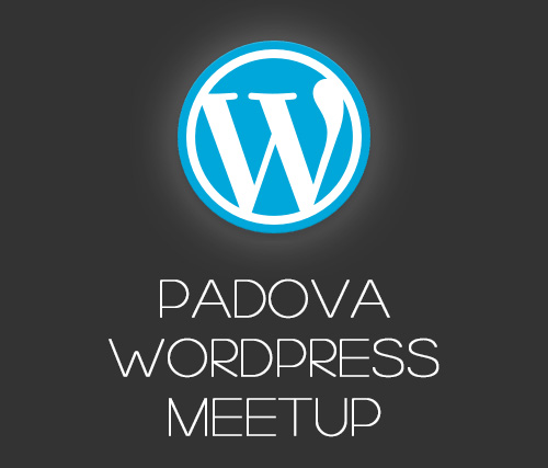 Meetup WordPress a Padova